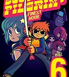 Scott Pilgrim Finest Hour vol 6 by Bryan O'Malley