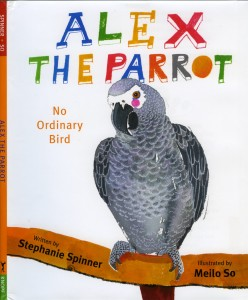 Alex the Parrot by Stephanie Spinner