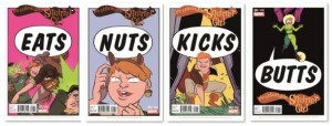 Unbeatable Squirrel Girl by Ryan North and Erica Henderson