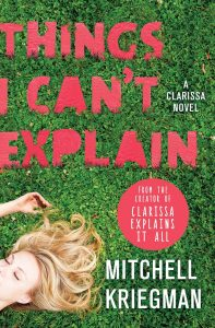 Things I Can't Explain by Mitchell Kriegman