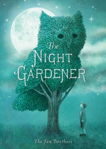 The Night Gardener by Terry Fan & Eric Fan