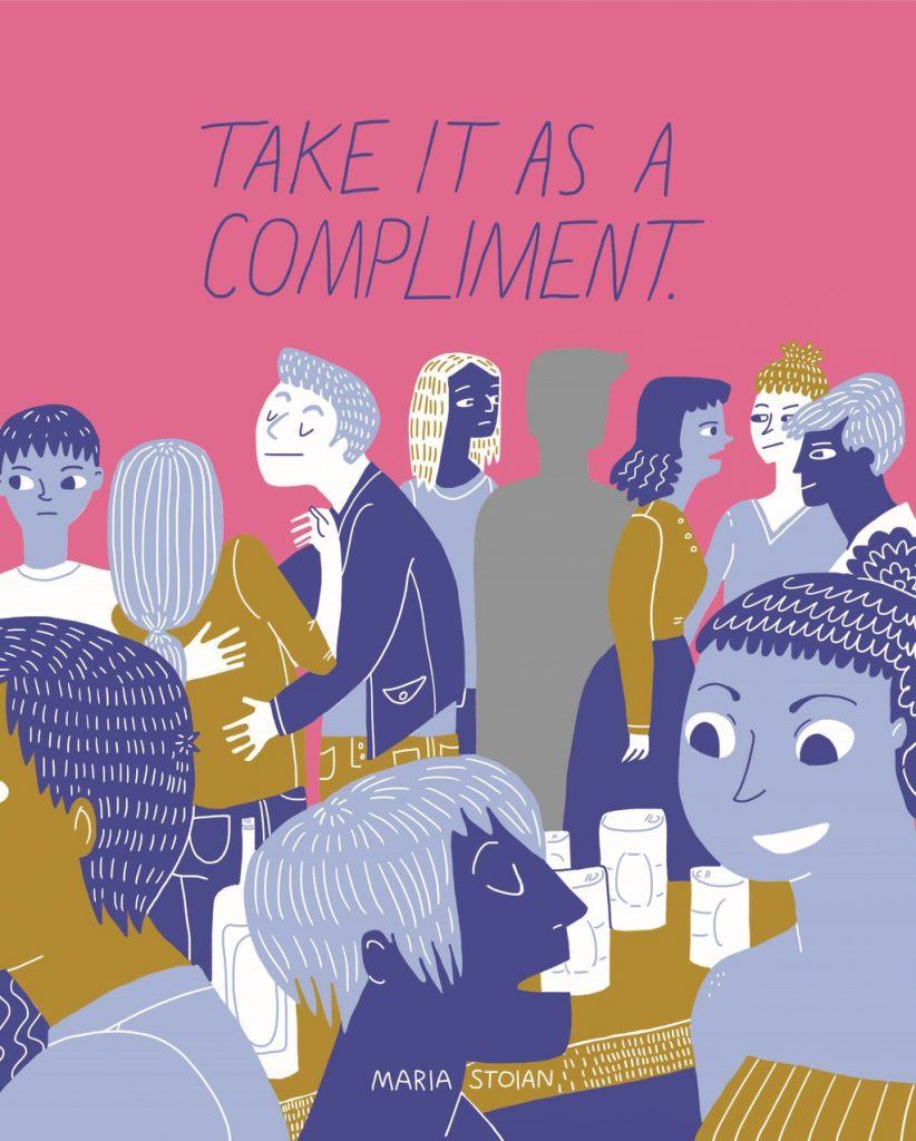 Take It As a Compliment by Maria Stoain