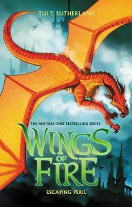 Wings of Fire: Escaping Peril by Tui T. Sutherland