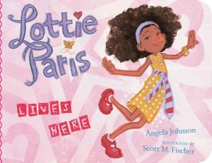 Lottie Parris Lives Here by Angela Johnson