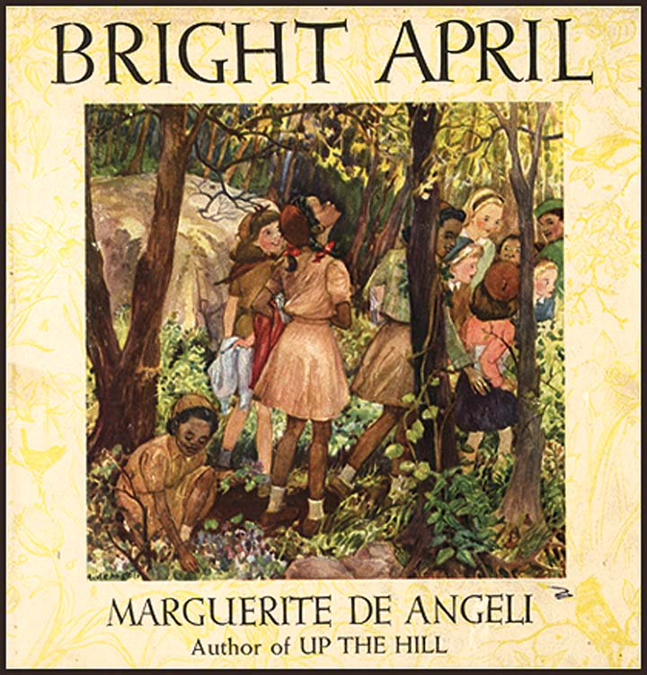 Bright April by Marguerite De Angeli
