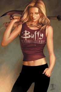 Buffy the Vampire Slayer Season 8 by Joss Whedon