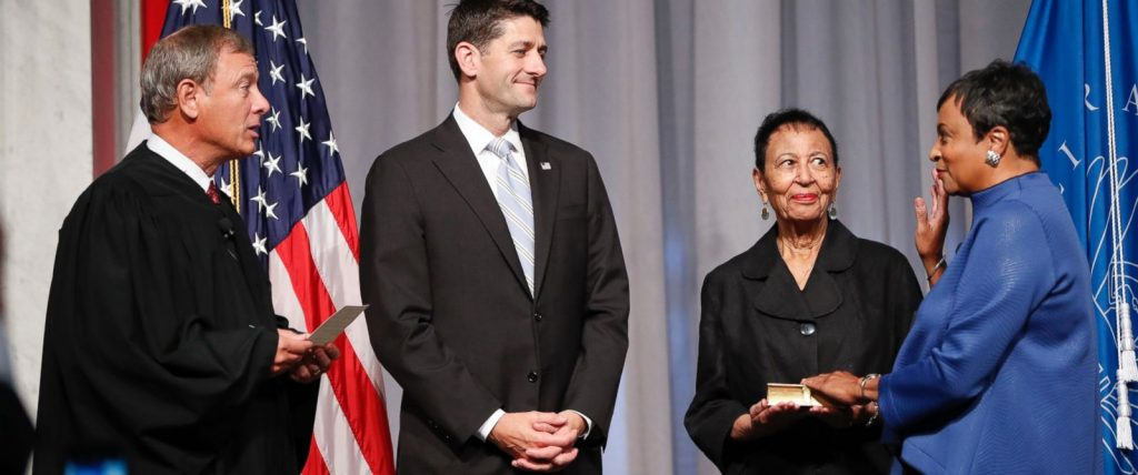 Carla Hayden, Librarian of Congress