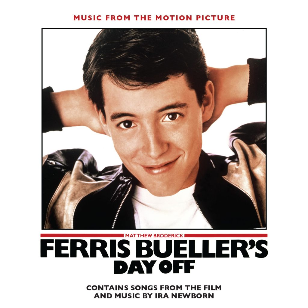 Ferris Bueller's Day Off: Music from the Motion Picture